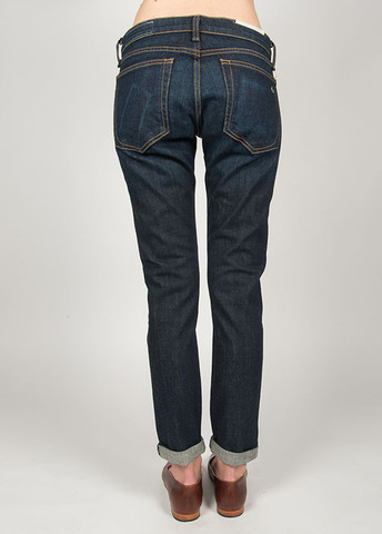 RAG & BONE - DRE IN CLASSIC DENIM