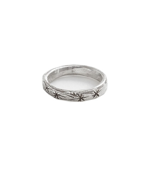 datter industries posey ring silver