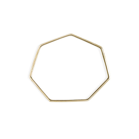 Knobbly Studio Weekday Bracelet in Gold