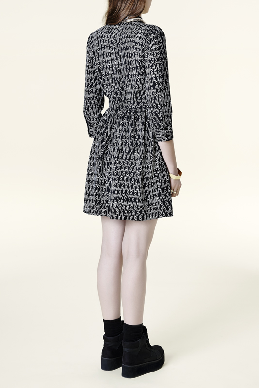Eve Gravel Juan Dress