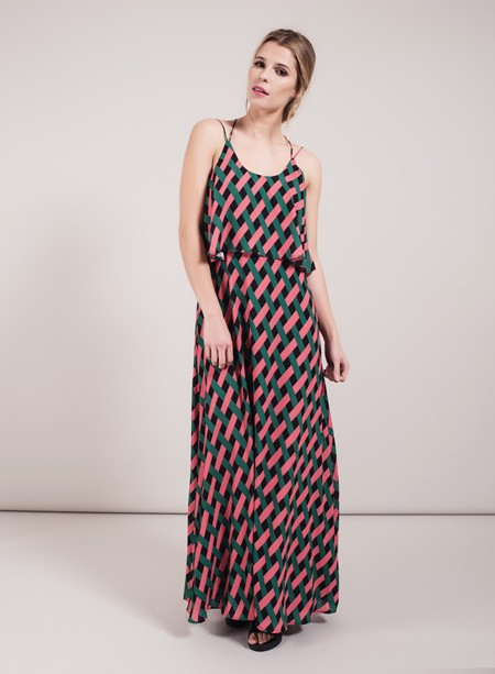 Darling Erika Maxi Dress
