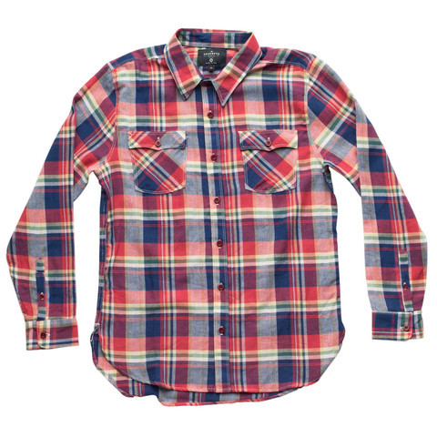 Men's Freenote Cloth - Classic Flannel