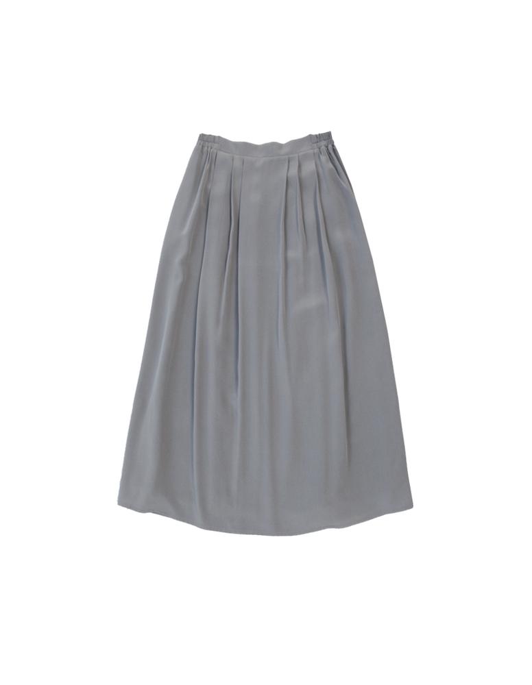 ali golden grey midi skirt from ali golden garmentory