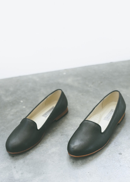 Nisolo - The Smoking Shoe in Noir