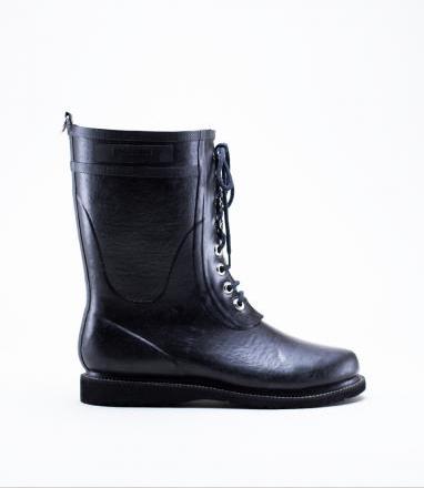 Men's Ilse Jacobsen Mid Lace Horn Boot