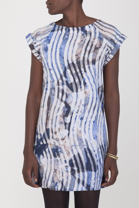 Osei-Duro Waves Dress