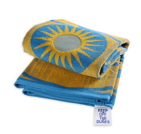 Milton Carter Beach Towel
