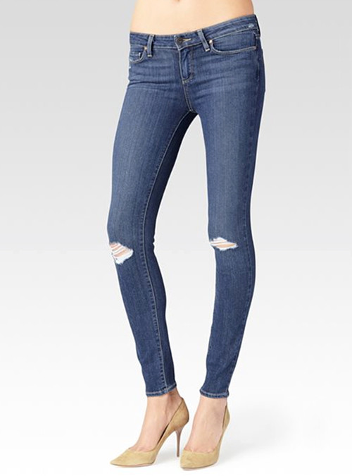 Paige Denim Verdugo Quinnley Destructed