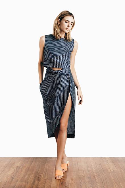 Ajaie Alaie Marche Skirt