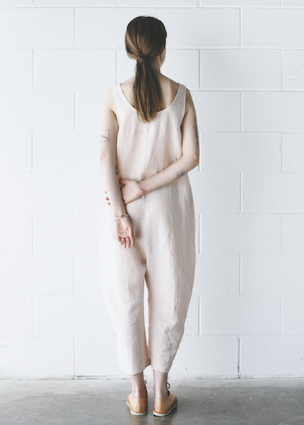 Ilana Kohn Gary Jumpsuit - Blush