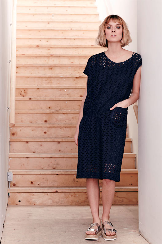 Comrags Eyelet Yanita Dress