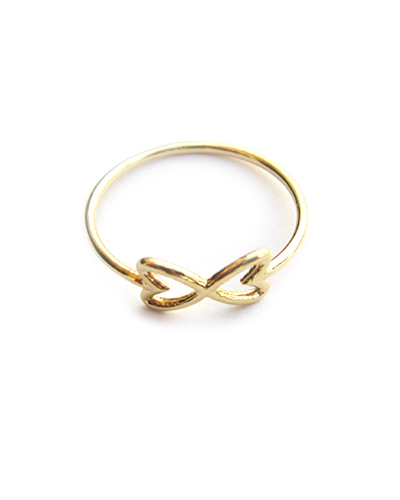 Gabriela Artigas  Infinite Heart Ring