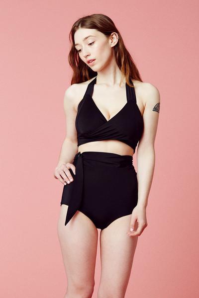 Samantha Pleet Whirl Bikini