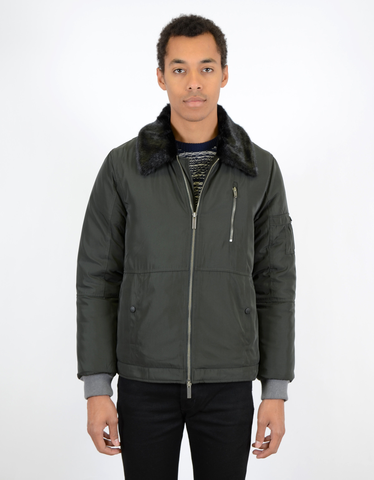 Youth Flight Jacket - JacketIn