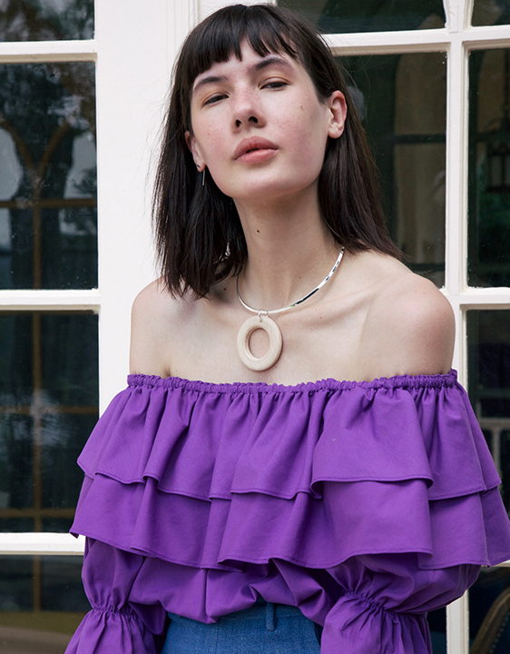 Sophie Monet Coco Necklace