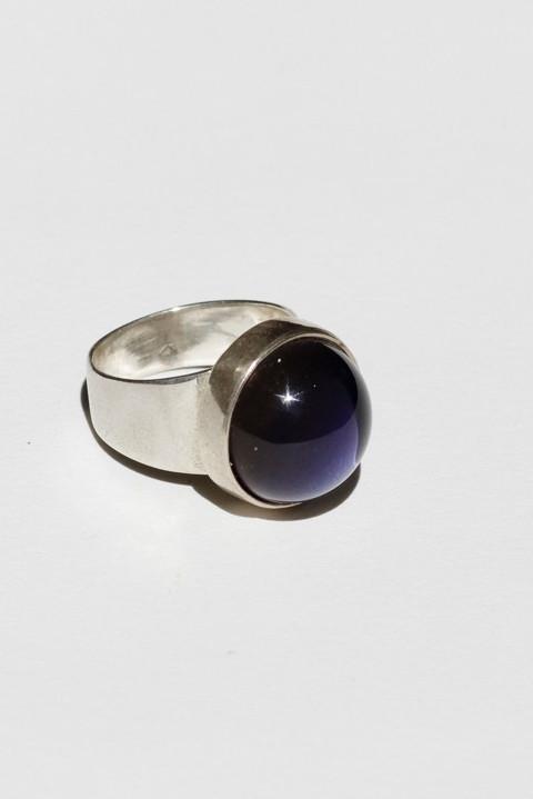 Mondo Mondo Silver Mood Ring
