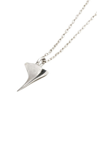CatBird - Sterling Silver Rose Thorn Necklace