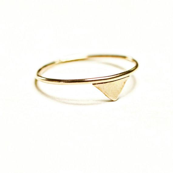 Hart + Stone Solis Lacuna Ring- Gold
