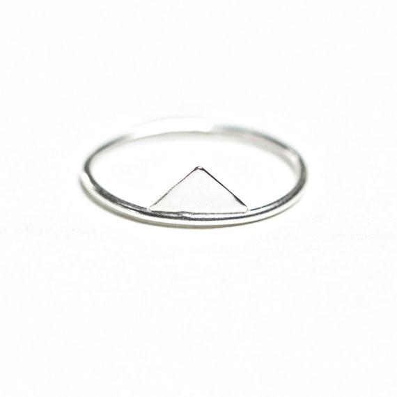 Hart + Stone Solis Lacuna Ring-Silver