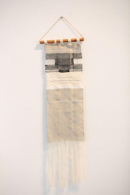 Britt Buntain Woven Wall Hanging- Adina