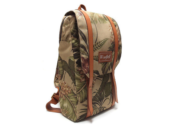 Wolfed Jungle Warrior Backpack