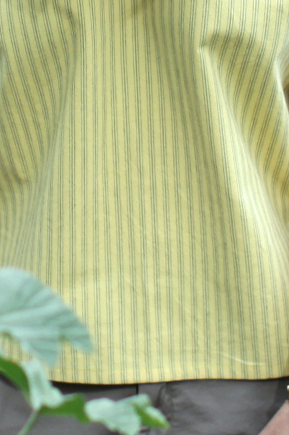 pietsie Sayulita Shirt in Lemon