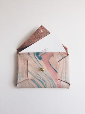 Molly Virginia Made Leigh Cardcase