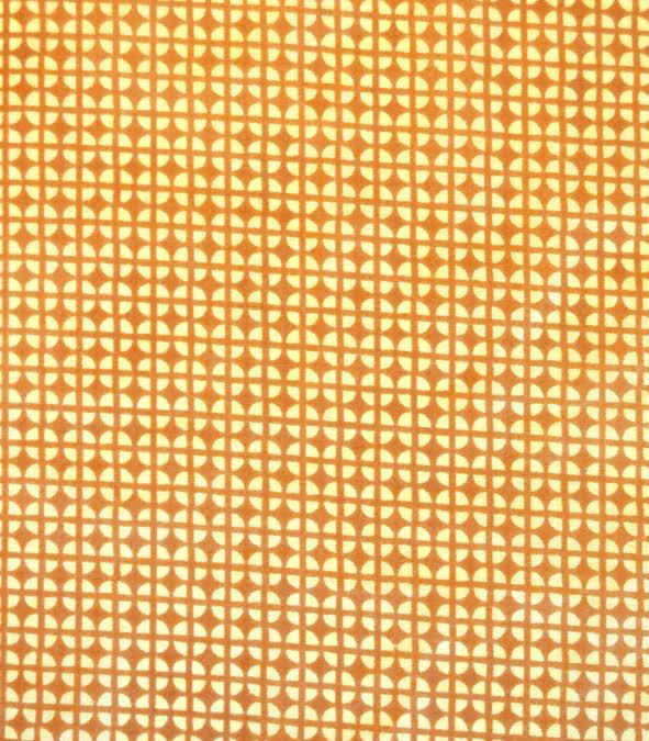 Ilana Kohn Wally Shirt in Yellow Dot Gridd