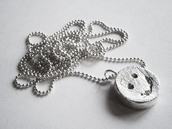 Marmod8 Happy/Unhappy Necklace