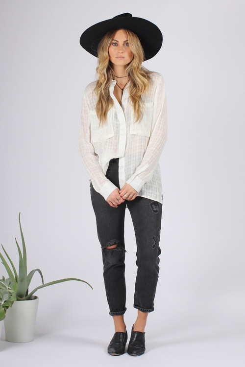 Knot Sisters Charlotte Top