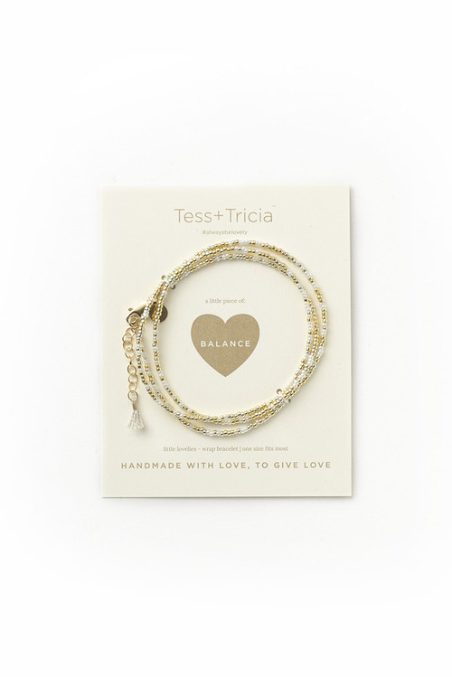 Tess + Tricia Little Lovely Triple Wrap