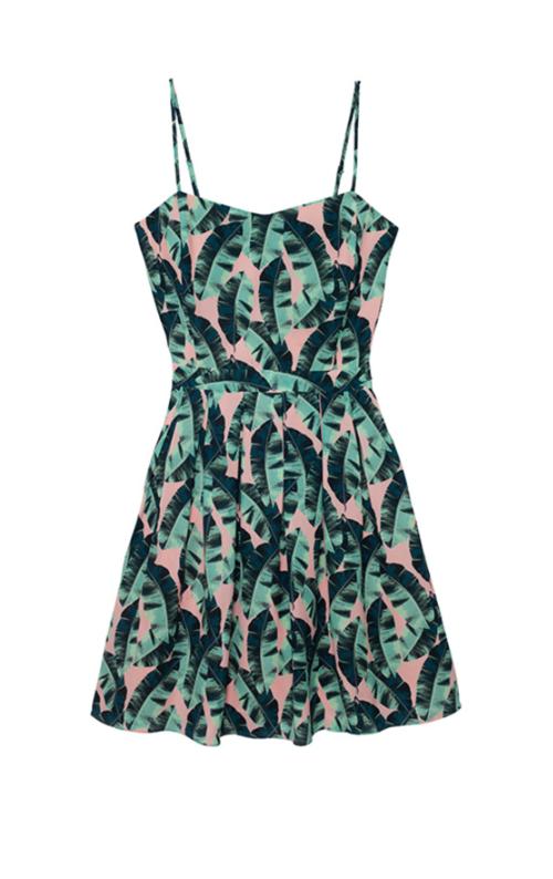 Banana Leaf Dress