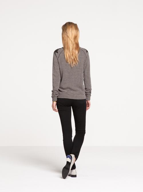 Tangram Sweater
