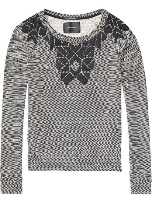 Tangram Sweater