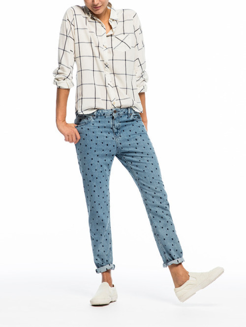 Maison Scotch Boyfriend Button Up