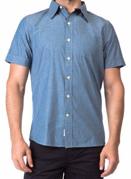 Men's Kennington High Boy Short Sleeve - Indigo