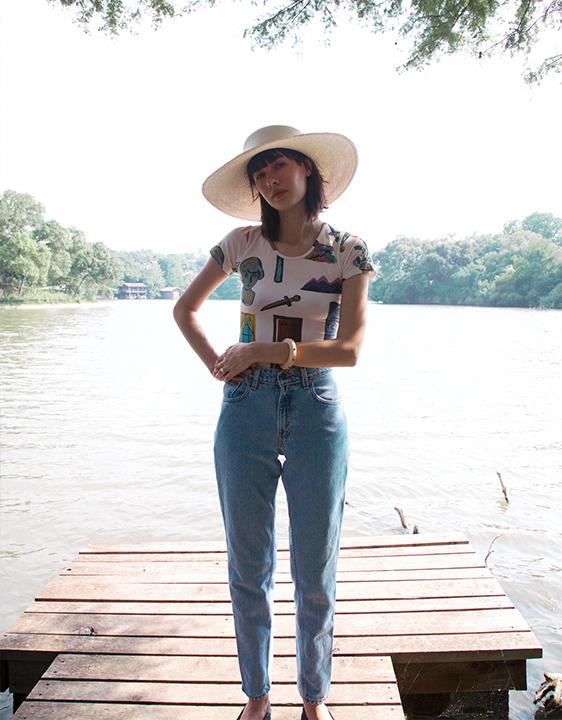 Samantha Pleet Myth Bodysuit