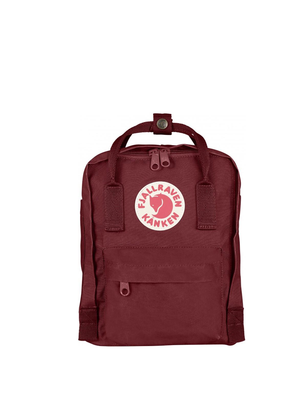 fjallraven kanken mini backpack ox red from still life. Black Bedroom Furniture Sets. Home Design Ideas