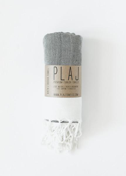 Plaj - Third Towel in Black