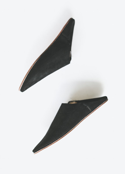 Bronze Age - Massa in Black Suede