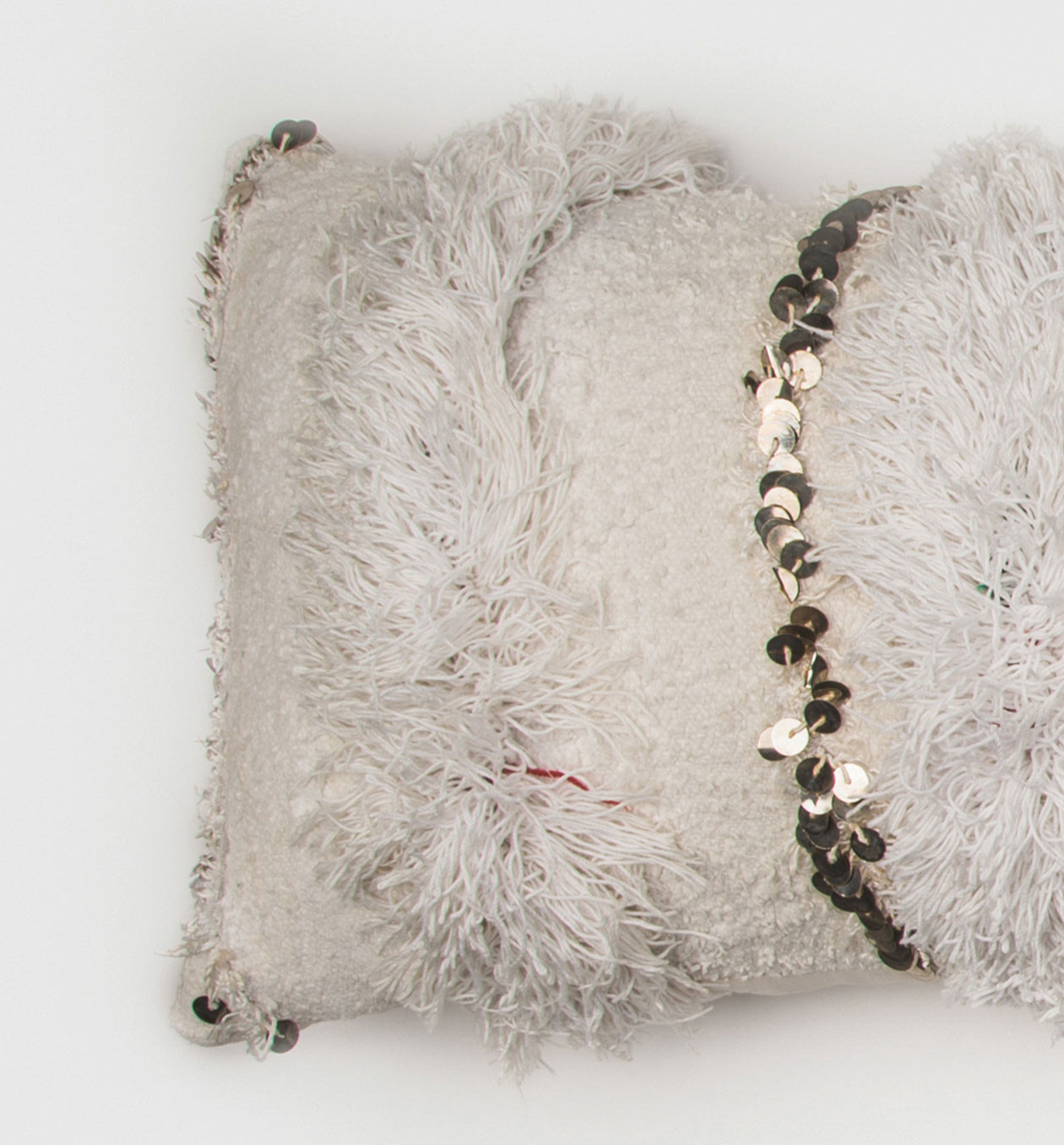 Extra Long Throw Pillows : MindaHome Extra Long Moroccan Handira Pillow from Fashionkind Garmentory