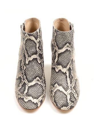 LOEFFLER RANDALL Greer Python Ankle Boot