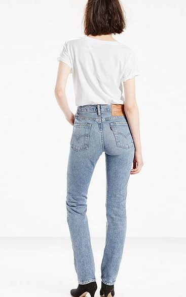 Levis Made & Crafted 505 C Jean