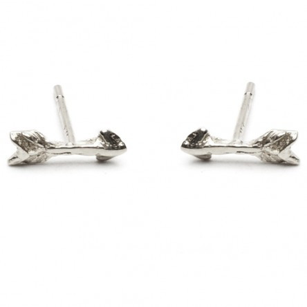 Odette New York Odette Silver Arrow Studs
