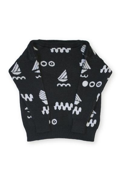 Micaela Greg Maritime Sweater