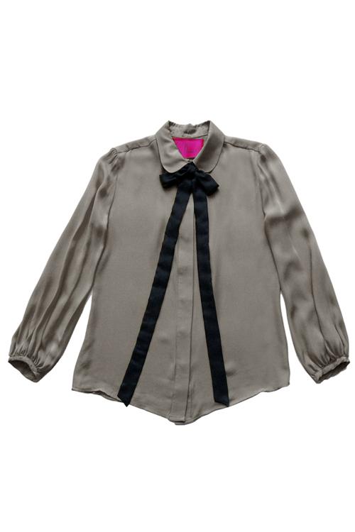 Heidi Merrick Carlyle blouse