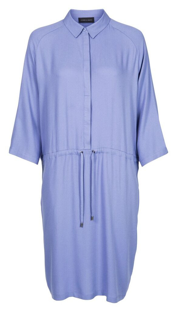 "Storm + Marie Storm and Marie ""Lucca"" Lightweight Shirt Dress"