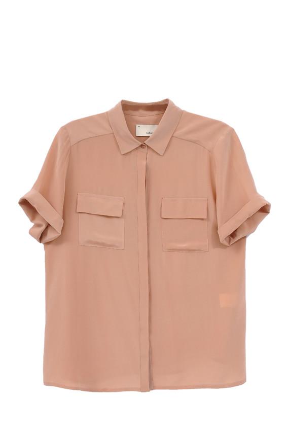 The Korner Short Sleeve Button-Up Shirt