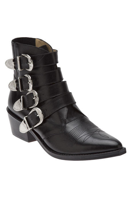 Toga Pulla - Buckle Boots