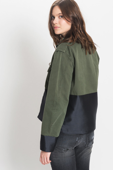 Harvey Faircloth - Field Jacket in Olive